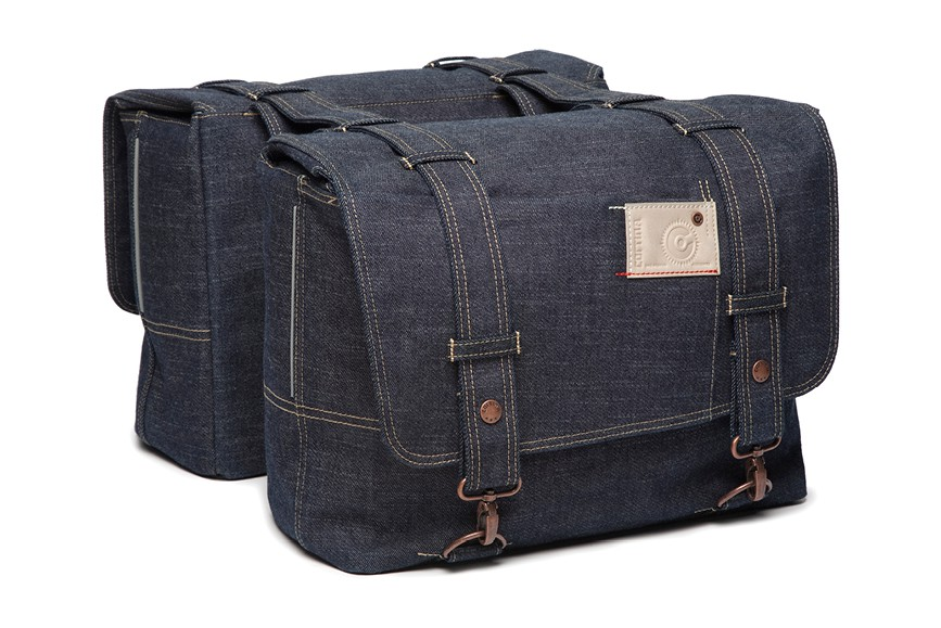 Cortina Kansas Bag Denim